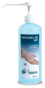 Aniosgel 85 NPC z pompką 500ml
