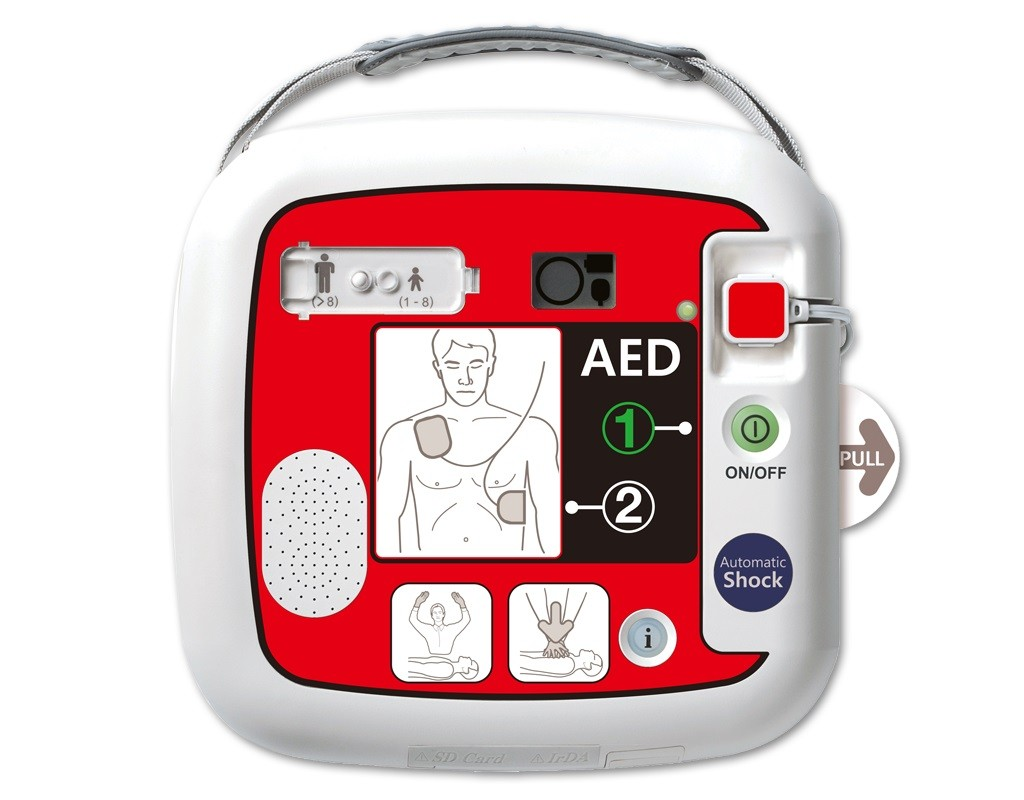 Defibrylator AED ME PAD automat